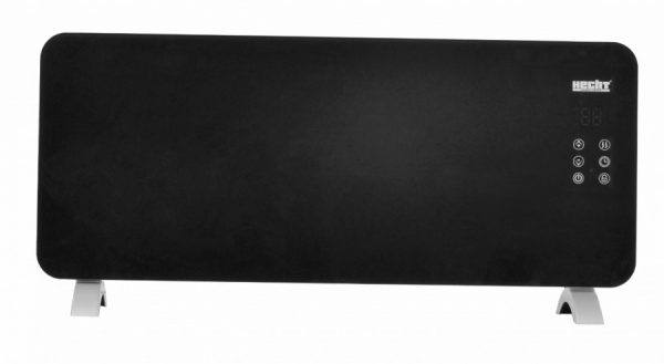 Hecht 3621 Konvekciós hősugárzó fűtőtest 2000W LCD kijelző