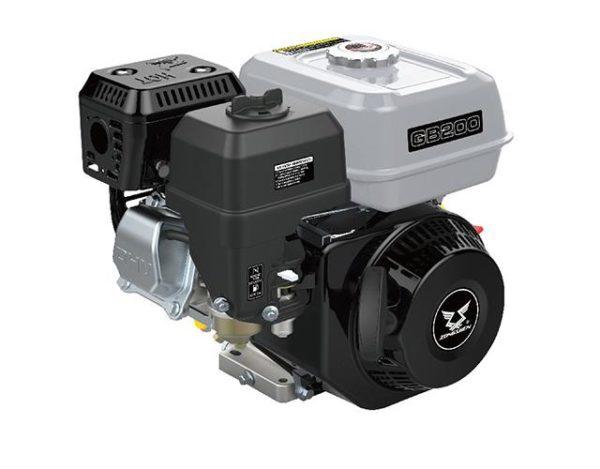 Zongshen GB200 benzinmotor benzin üzemű motor 6,5LE 196 cm3