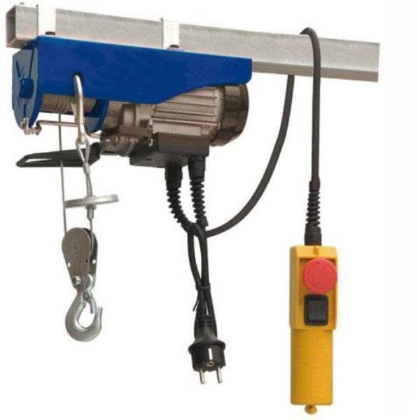 Erba Elektromos csörlő 125/250 kg 33252