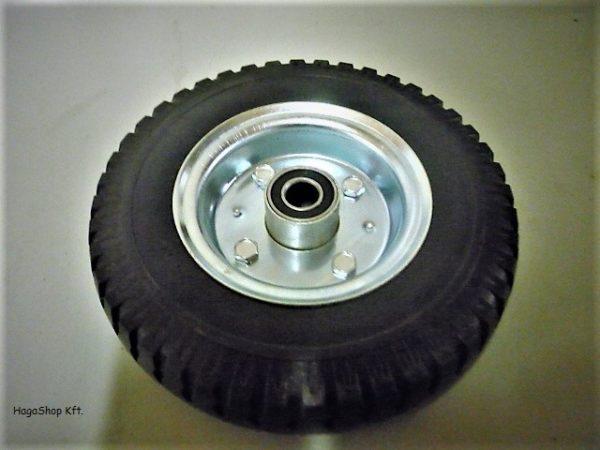 Molnárkocsi kerék tömör 21 cm MKKT21