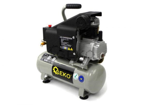 GEKO olajos kompresszor 8liter 8bar G80316