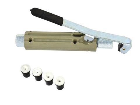 Geko homokfúvó pisztoly 4db fúvókával G02007 homokfújó pisztoly