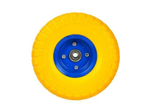 Geko molnárkocsi kerék tömör 26 cm 4,1/3,5-4 G71026