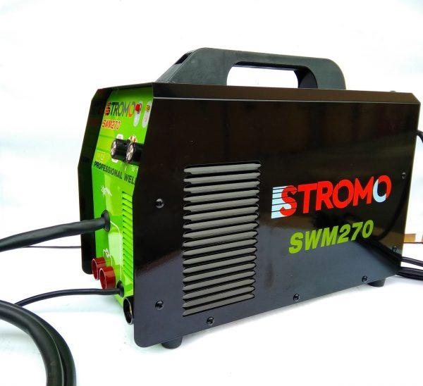 Stromo co co2 hegesztőinverter inverteres hegesztő inverter 270A MIGMMA egyszer használt SWM270EH