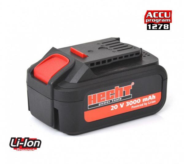 Hecht 001278B Akkumulátor 4000 mAh 20V H1277 H1278