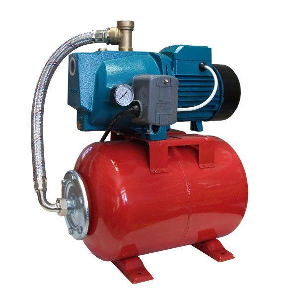 Leo házi vízmű hidrofor szivattyú 500W házivízmű XJWM60/41-24CL