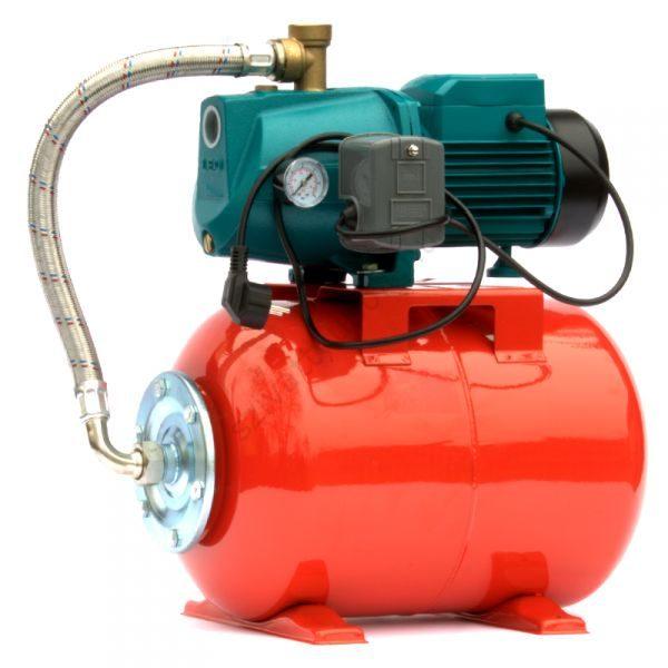 Leo házi vízmű hidrofor szivattyú 750W házivízmű XJWM90/46-24CL