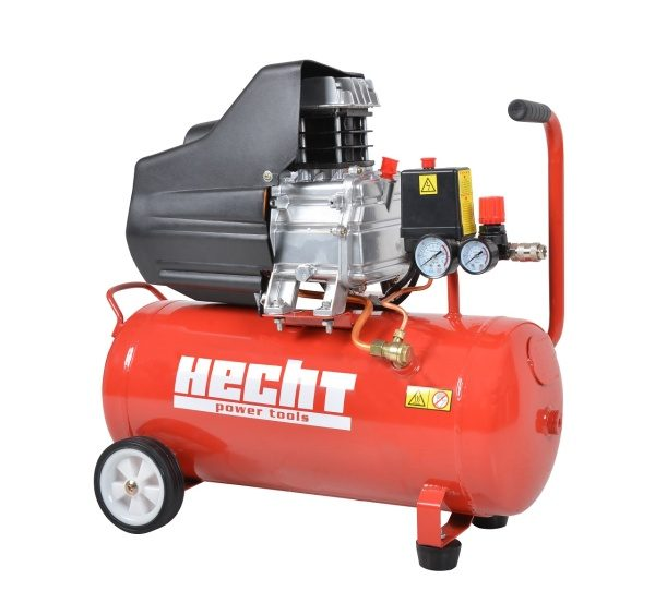 Hecht 2026 olajos kompresszor 24liter