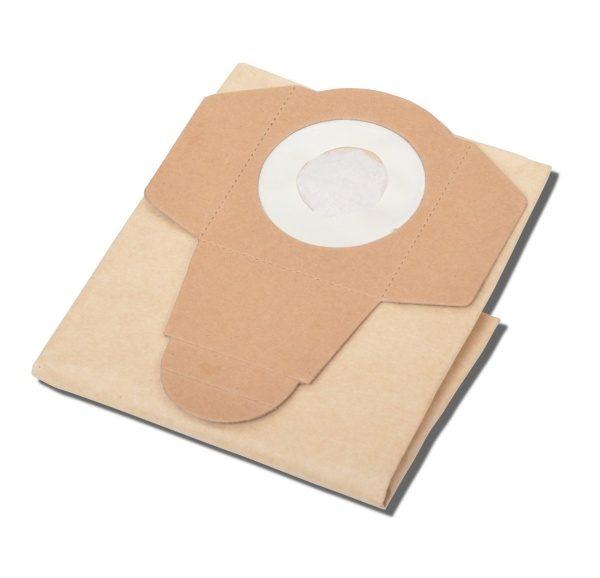 EKF 1001 tartalék papír filter porzsák Hecht 8212 és 8314-hez