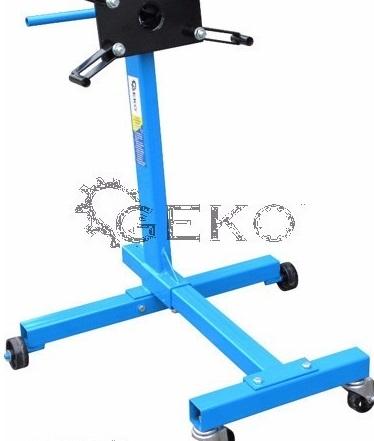 Geko motorszerelő állvány forgatható 450kg G02135