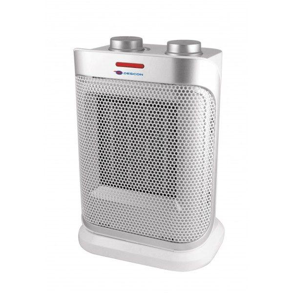 Descon kerámiabetétes hősugárzó ventilátor 1,5 kW DA-T184CS