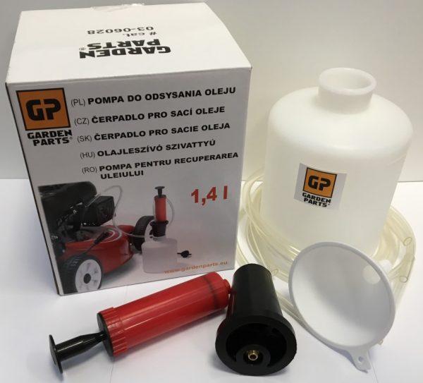 Olajleszívó szivattyúhoz olaj leszívó 1,4l 03-06028