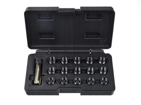 Geko gyújtógyertya menet javító készlet 16 részes M14x1,25 G02792