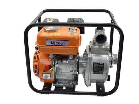 """Geko benzinmotoros vízszivattyú benzines szivattyú 6,5LE 2"""" G81042"""
