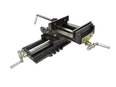 Geko két tengelyes gépsatu gép satu 125mm G01028