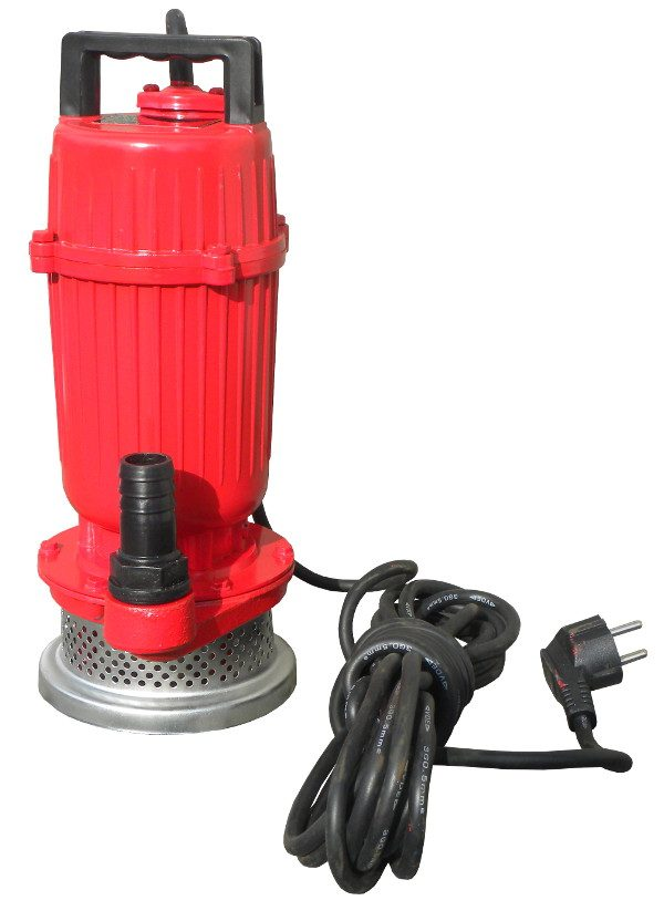 Heidmann tiszta víz és szennyvíz szivattyú búvárszivattyú H00600