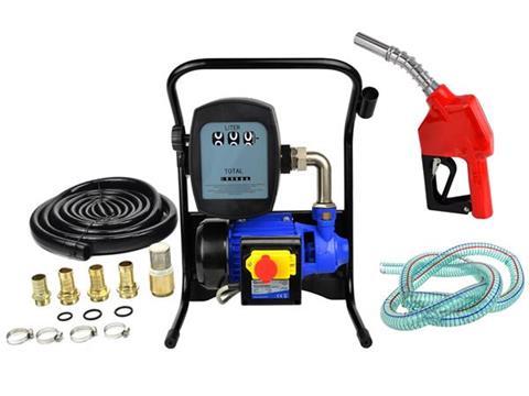 Geko elektromos gázolaj szivattyú pumpa 230 V G01025