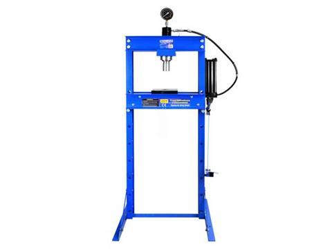 Geko hidraulikus műhelyprés műhely prés pneumatikus prés 20t G02086
