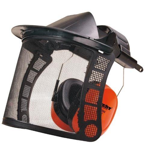 Hecht 900105 Fül és arcvédő rostély védőmaszk