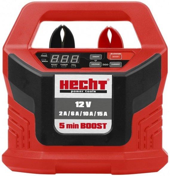 Hecht 2013 Akkumulátor töltő akkutöltő akutöltő akku töltő 15A