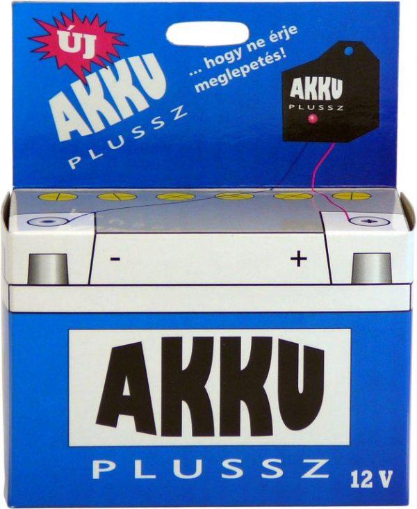 Akku Plussz Elektronikus akkumulátor aktivátor