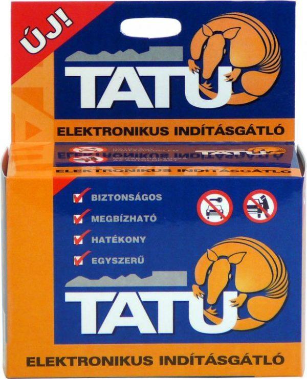 TATU Elektronikus indításgátló berendezés