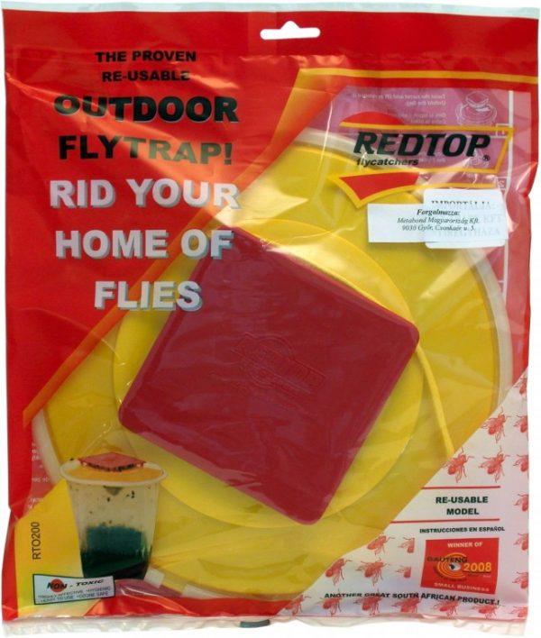 Redtop légyfogó (utántölthető)