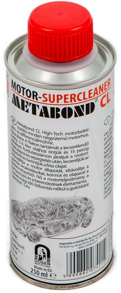 Metabond CL motortisztító