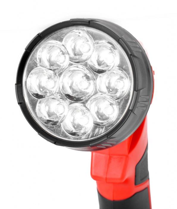 Hecht 1707 Akkumulátoros LED lámpa akku nélkül