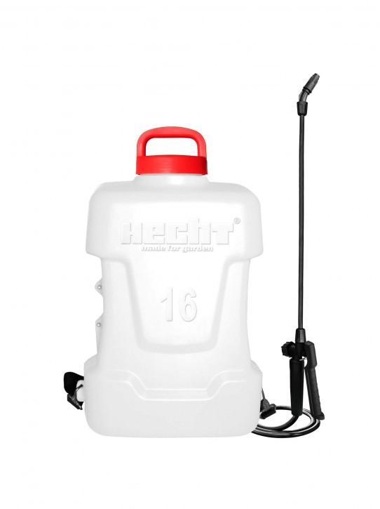 Hecht 416 ACCU akkumulátoros háti permetező 16 l HECHT416ACCU