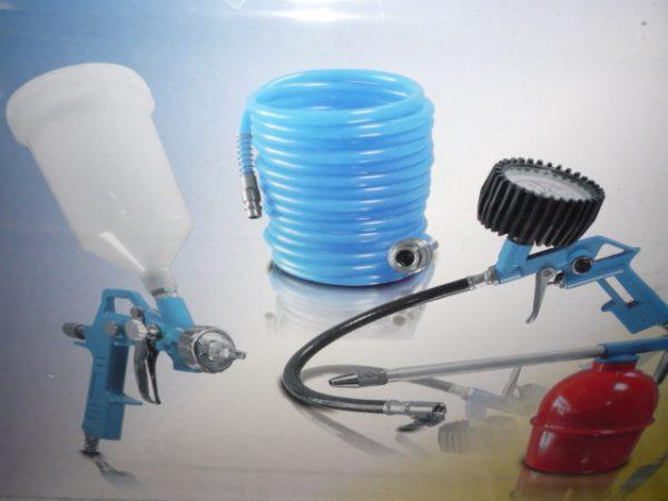 Erba levegős kiegészítő 5 részes pneumatikus szett levegős szett