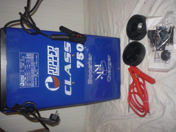Ripper akkumulátor töltő akkutöltő bikázó 75A boost star-750 M82514R