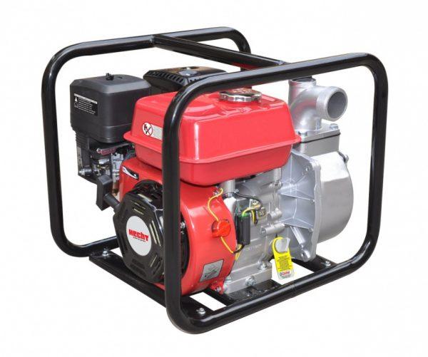 """Hecht 3635 benzinmotoros szivattyú benzines szivattyú vízszivattyú 6,5 LE 2"""""""