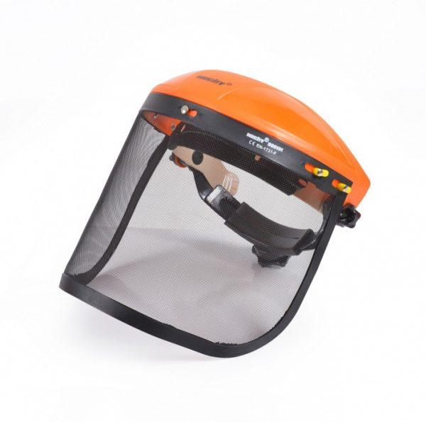 Hecht 900101 Fül és arcvédő rostély védőmaszk