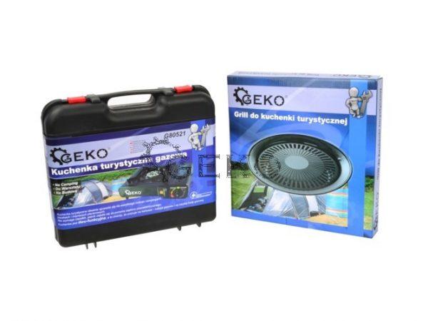 Geko gázfőző gázzsámoly  G80521