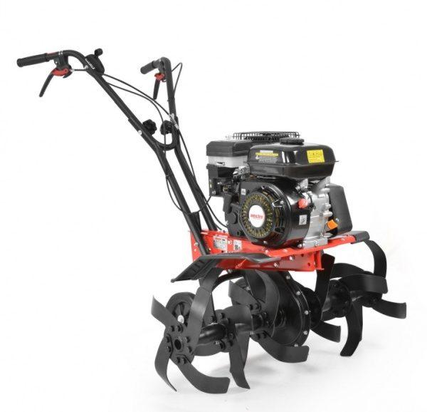 Hecht 785 Benzinmotoros rotációs kapa rotakapa rota 5,6 le