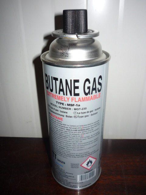 Gázpalack 227 g gáz palack camping kemping gázfőzőhöz gas-227