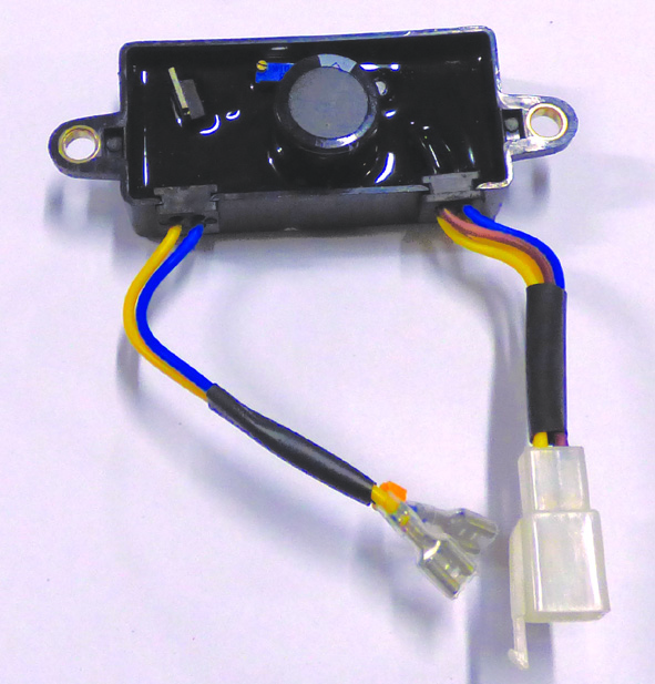 Aggregátor feszültségszabályzó feszültség szabályzó fesszabályzó AVR 2-3 kW 250 V 90-Fokos 32-99008