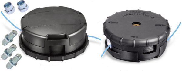 Damilfej félautomata 127mm 10×1,25Z adapterekkel 24-06030