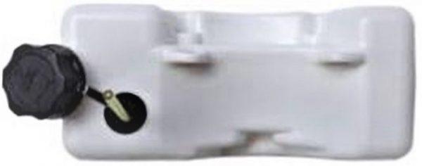 Üzemanyagtartály benzintank sapkával kínai fűkasza 43cc 52cc 12-12007