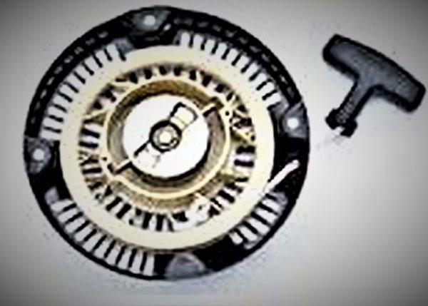 Garden Parts berántó 5,5le 6,5le stabilmotor motor 177mm Robin EH12 08-28002