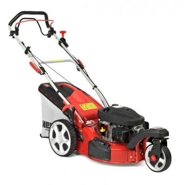 Hecht 5433 SW benzinmotoros fűnyíró önjáró háromkerekű 98,5 cm3