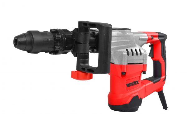 HECHT 1090 SDS MAX elektromos vésőgép bontókalapács bontó kapapács 15J HECHT1090