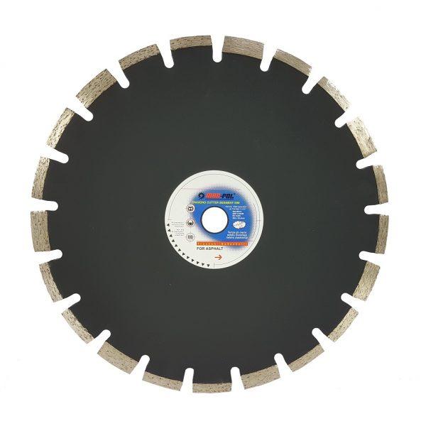 Mar-pol gyémánt vágókorong 350mm aszfalt M08778