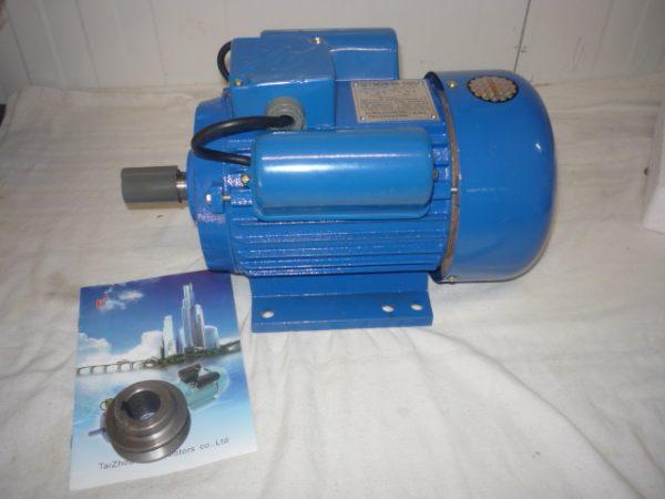 Villanymotor motor egyfázisú 2,2 kW 1500 ford kék YL90L-4