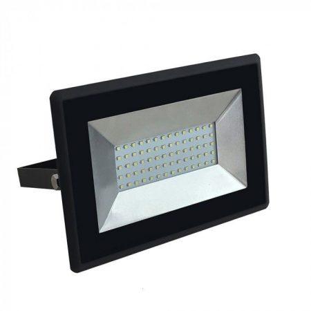 V-TAC kültéri LED reflektor lámpa 50W fekete 4000K természetes fehér 5959
