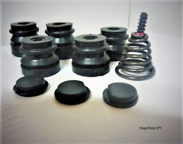 Láncfűrész gumibak szett rezgéscsillapító kínai 45-58 cc SZ28-12004