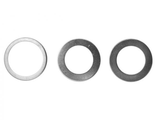 Redukciós gyűrűk szűkító gyűrűk tengelyszűkítő körfűrészlapokhoz 20mm x 1,2mm 060012