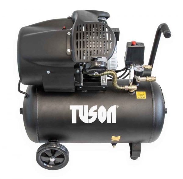 TUSON olajos kompresszor 2,2kW 3,0HP 50l 8 bar 2 henger 130024
