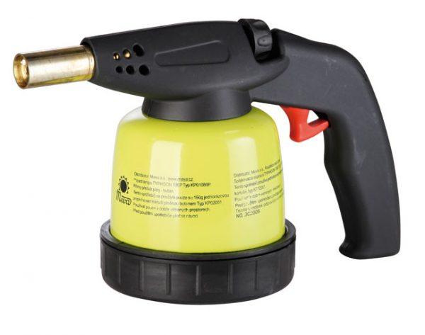 MEVA forrasztó készlet gázforrasztó gázégő forrasztó piezo 1.8 kW KP01080P